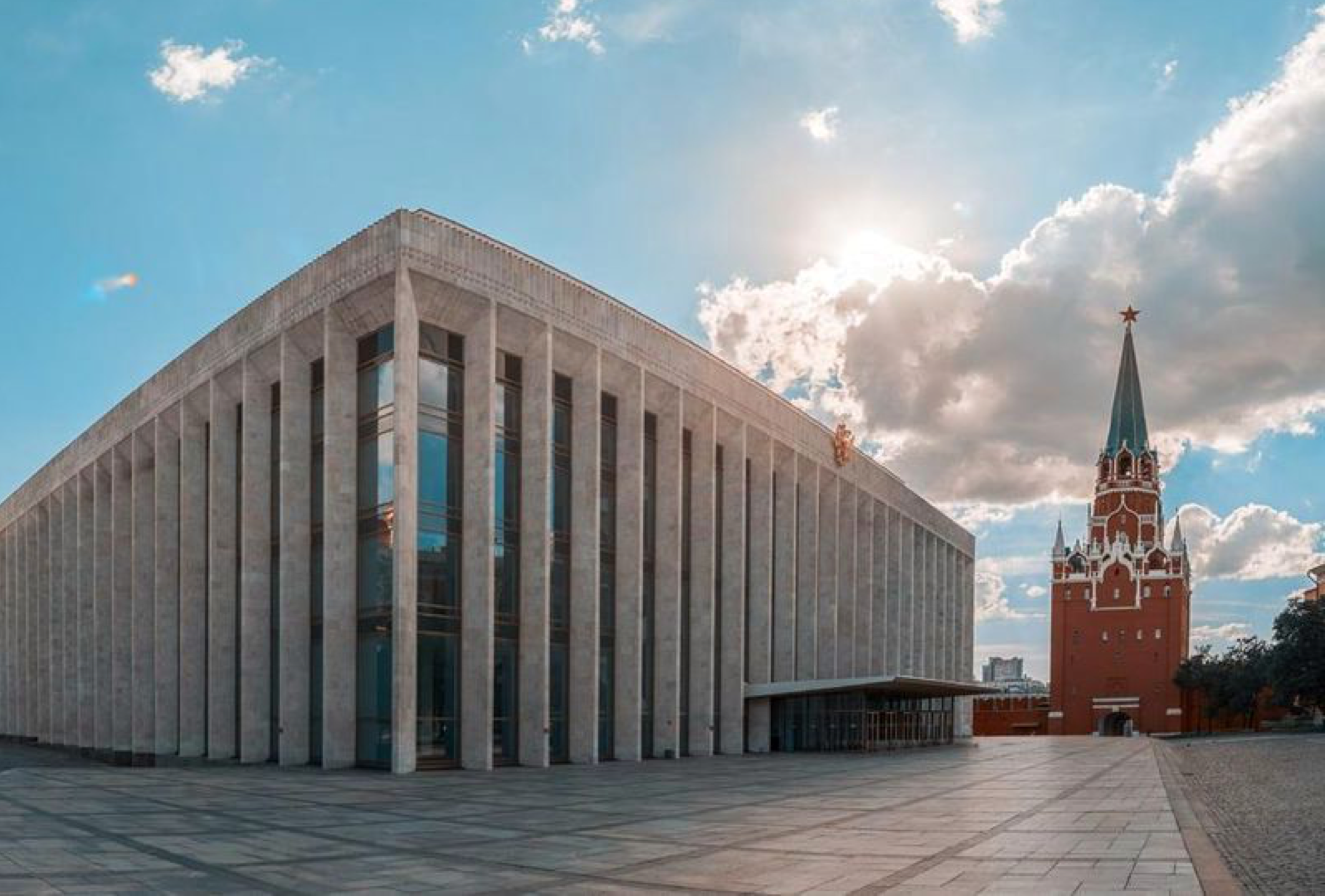 Opening Ceremony XVI European Congress of Psychology will be held in the State Kremlin Palace